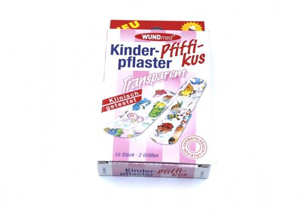 WUNDmed Kinderpflaster Pfiffikus 10 Stück