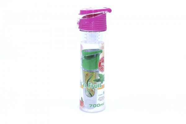 Fresh´n Fruit Made Italy Pink 2 x 700ml Obstbehälter