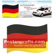 Deutschland Automagnet Flagge