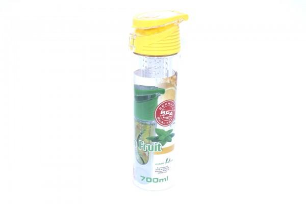 Fresh´n Fruit Made Italy Gelb 2 x 700ml Obstbehälter