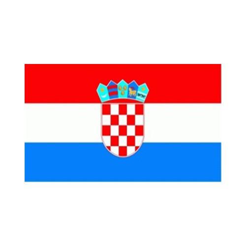 Kroatien Fahne (L32)