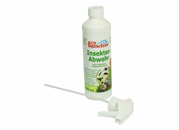 Pastaclean Insekten Abwehr Insektenspray 500ml