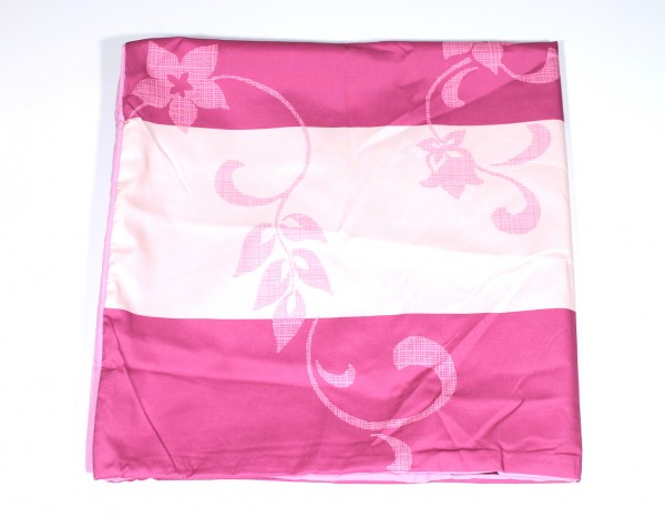 Bettwäsche Mikronesse 10tlg Set Ornament 135 x 200cm Peach Rosa