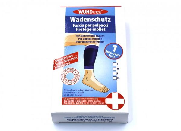 WUNDmed Wadenschutz Größe M für Männer und Frauen