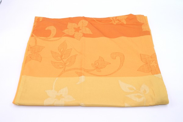 Bettwäsche Mikronesse 10tlg Set Ornament 135 x 200cm Peach Orange