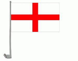 England Autofahne / Flagge - Premium