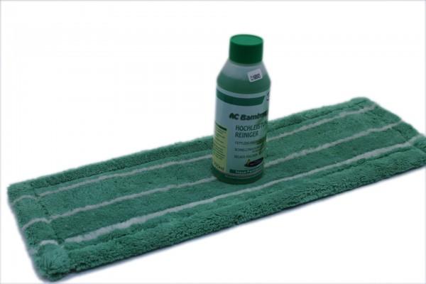 Bambus-Kristall Bodenmop + Reiniger