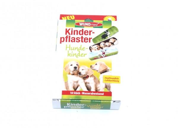 WUNDmed Kinderpflaster Hundekinder 10 Stück