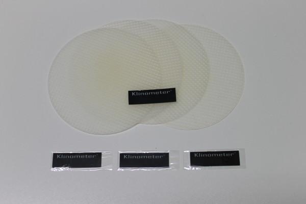 Klin-Tec weiss Frischematten Set