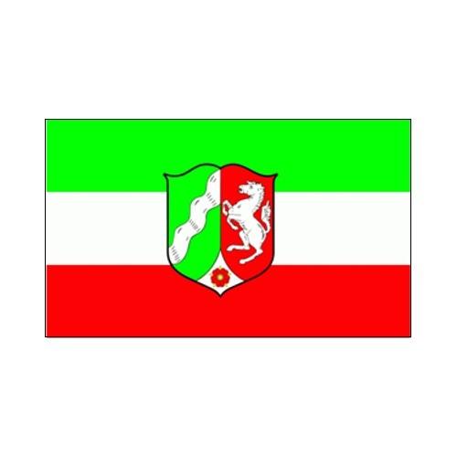 Nordrhein-Westfalen Fahne (BL10)
