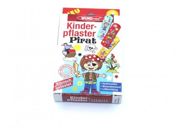 WUNDmed Kinderpflaster Pirat 10 Stück