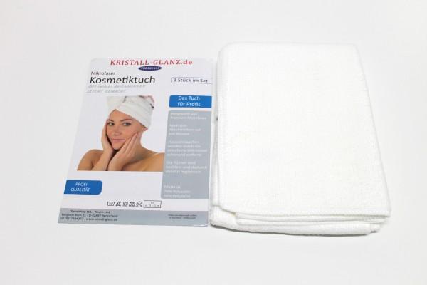 TS24Direkt Microfaser Kosmetiktücher 9er Set