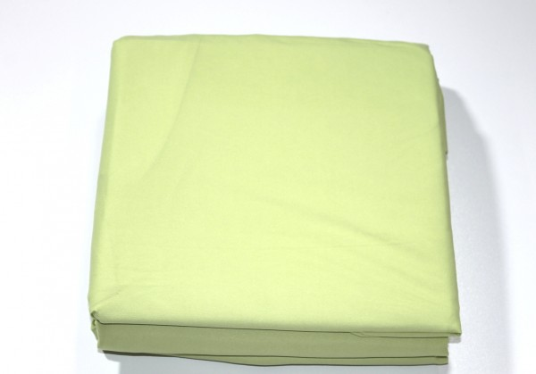 Mikronesse Peach Laken Spannbettlaken 2er Set 100x200 grün