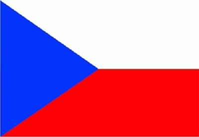 Tschechien Fahne (L68)